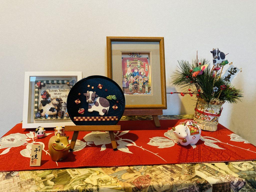 「お正月」の飾り その3