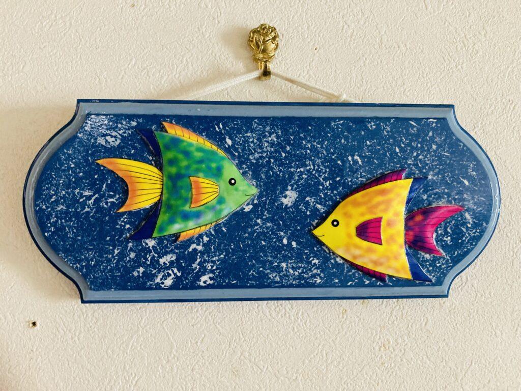 「熱帯魚」のルプゼ作品